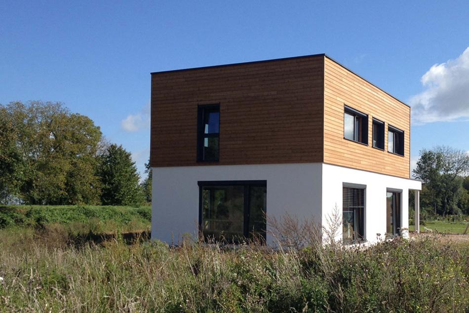 r alisations de maisons voegel consctructions de maison passive bioclimatique label bbc basse. Black Bedroom Furniture Sets. Home Design Ideas